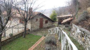 Casa in pietra Daglio, esterno