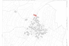 Planimetria FRAZIONE MAGIONCALDA, SNC Piano T-1, foglio 72 mappale 483